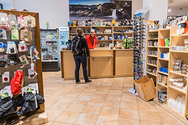 Unterwegs Münster - Unser Outdoor-Store